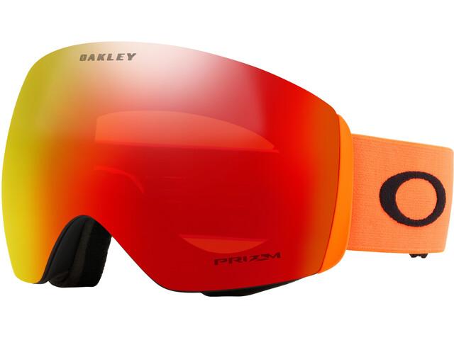 Oakley Flight Deck Snow Goggle 2018 Team Oakley/Prizm Snow Torch Iridium